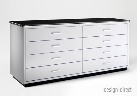sideboard karteischrank m ller praxism bel praxiseinrichtung arztschrank metall ebay. Black Bedroom Furniture Sets. Home Design Ideas